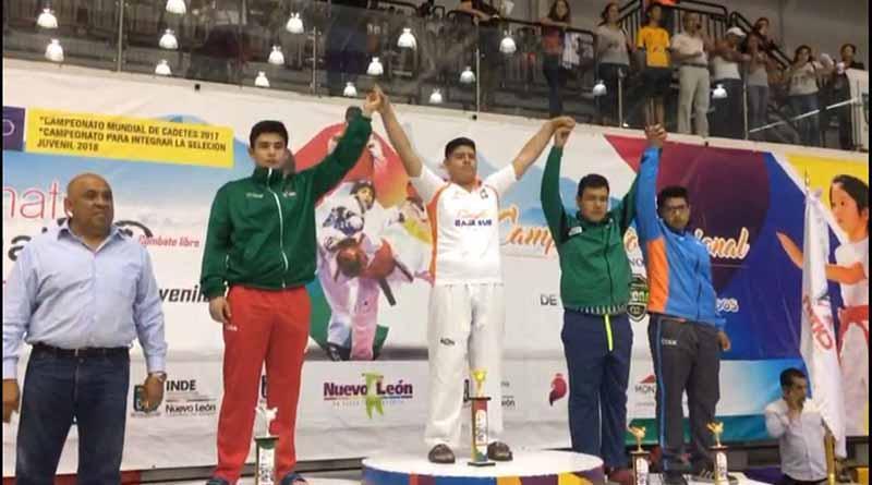 Cabeños logran oro y Pase a la Selección Nacional,  rumbo al Mundial de Taekwondo