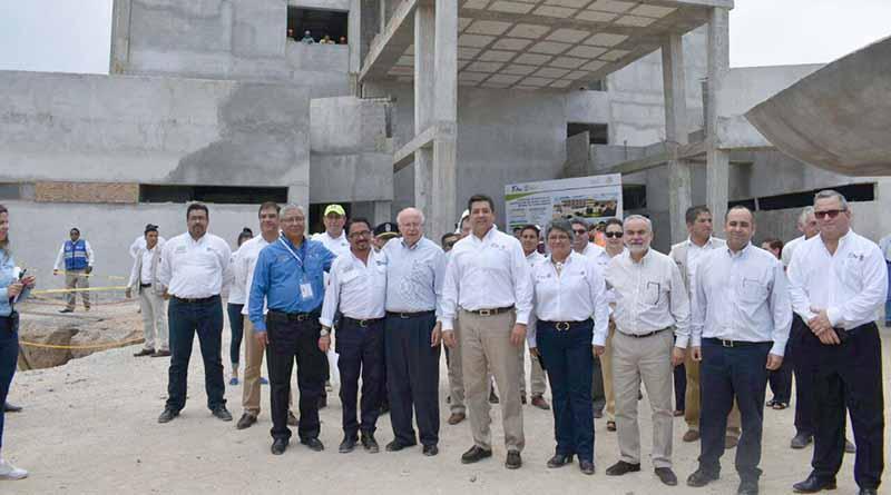 Atiende gobierno federal necesidades de salud en Tamaulipas