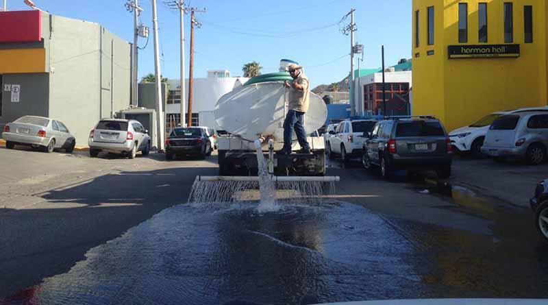 Oomsapas LC soluciona 60 derrames tras lluvias
