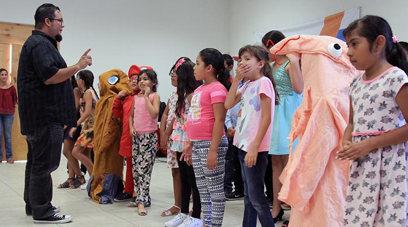 Clausuran cursos de verano en el Centro Municipal de las Artes