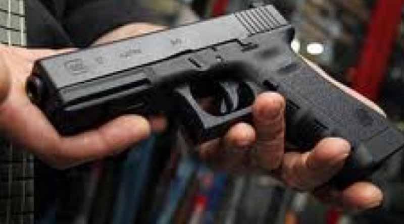 Tres detenidos con armas de fuego en Puerto San Carlos