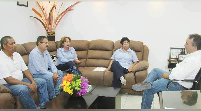 Compromete Alcalde Francisco Pelayo Seguir Siendo Gestor del CBTA 294