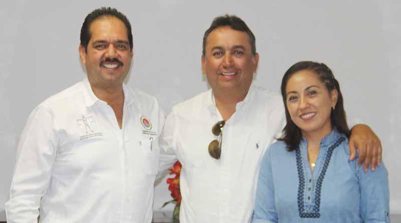 Sostiene  Encuentro Alcalde Francisco Pelayo con CEDH