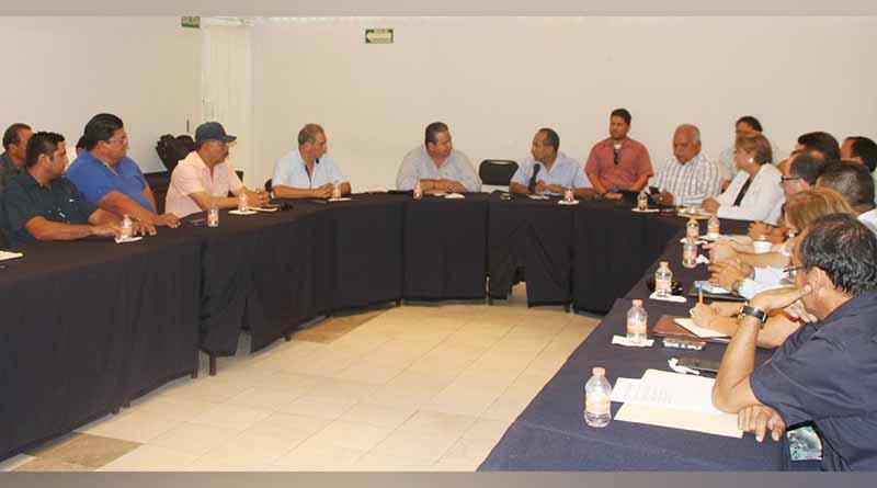 Apoya Gobierno Estatal a pescadores en la certificación de plantas procesadoras