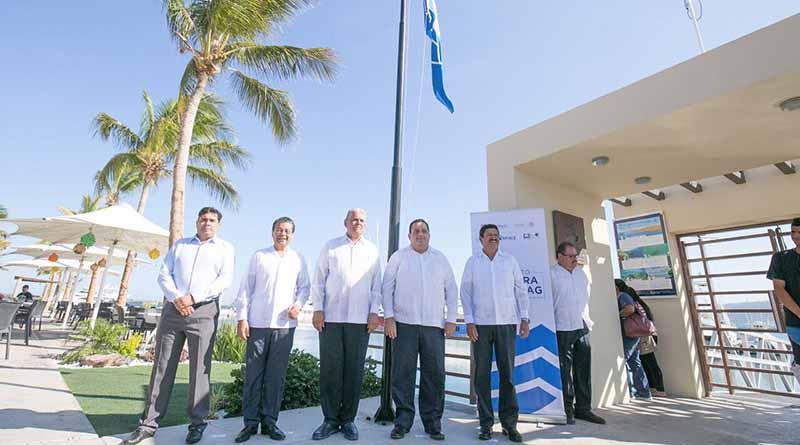 Ya son 9 playas y una marina certificadas por Blue Flag en BCS