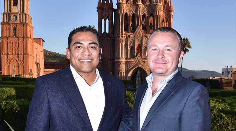 Estrechan lazos de amistad  Los Cabos  y San Miguel de Allende Guanajuato