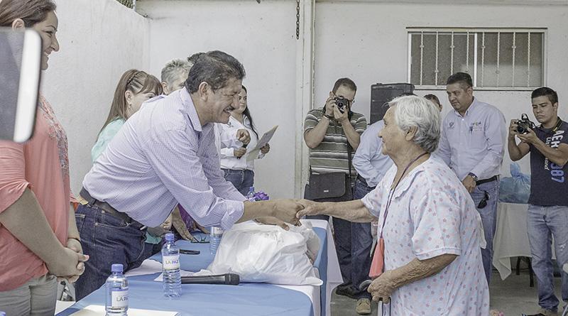 1,600 beneficiados a través del Programa FORTAMUN de DIF Municipal La Paz