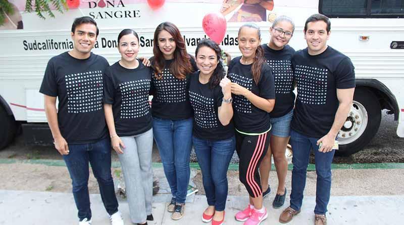 Promueve ISJUVENTUD cultura de donación de sangre altruista en jóvenes de BCS