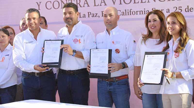 Firman convenio de colaboración ISMUJERES y PROSPERA