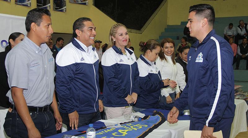 Mantendrá Gobierno de Los Cabos su compromiso con el deporte