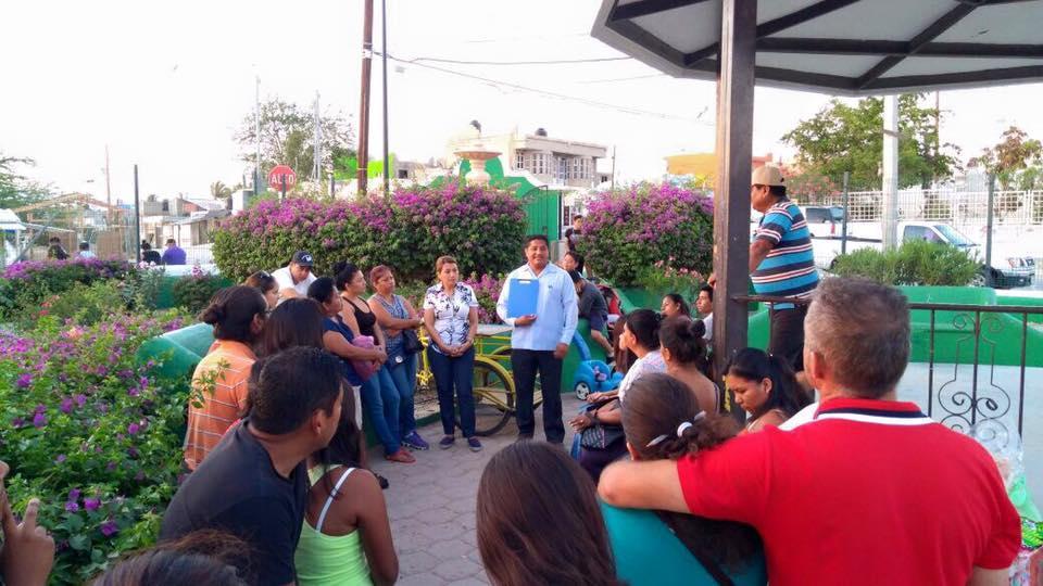 """Comités ciudadanos son pieza clave dentro de la iniciativa """"Vivir en Paz"""""""