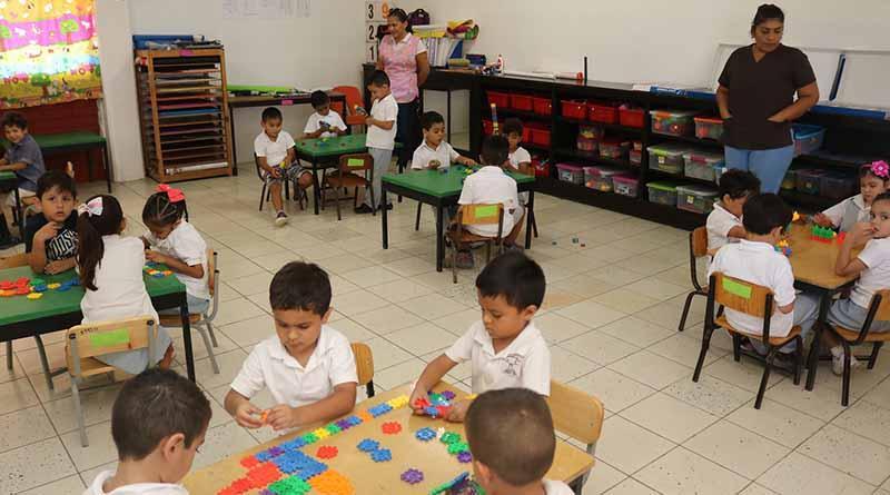 Brindan centros de desarrollo infantil de SEP educación inicial y preescolar de calidad