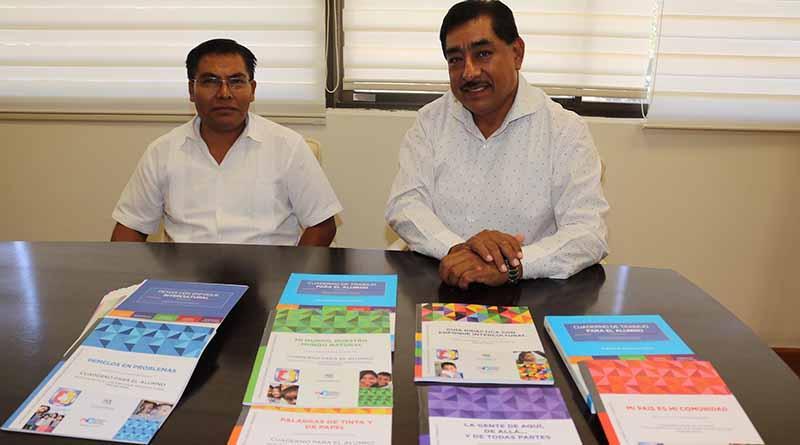 BCS a la vanguardia en materiales para la atención a niños y adolescentes migrantes