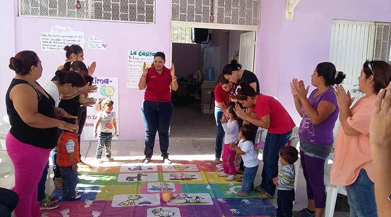 Fortalecen crianza de  3 mil  infantes de BCS con educación inicial no escolarizada