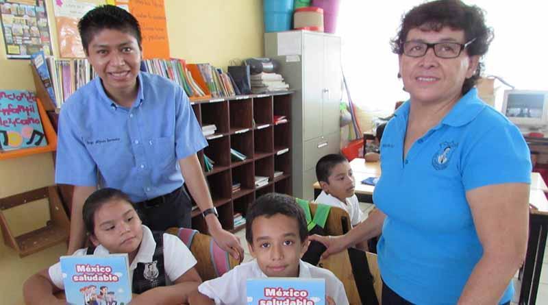 Programa escuelas de tiempo completo, entregó material bibliográfico y digital en beneficio de 66 mil alumnos de BCS