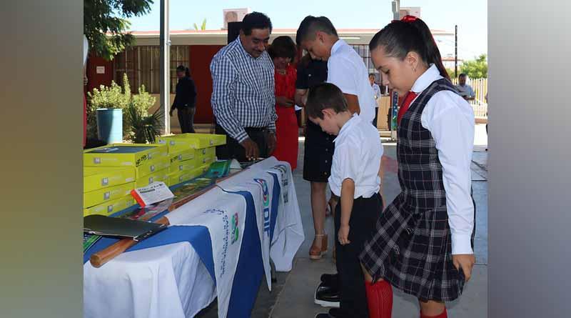 Promueve programa peso y talla alumnos más sanos en escuelas de BCS: SEP