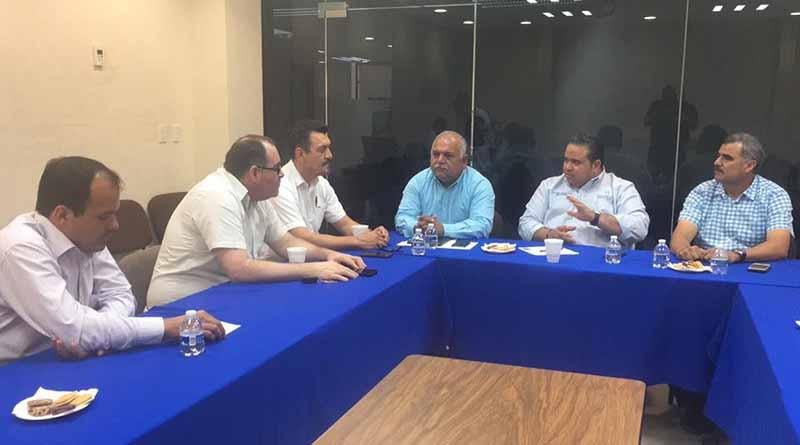 Recibe titular de la SEPADA a nueva dirigencia de la FEDECOOP