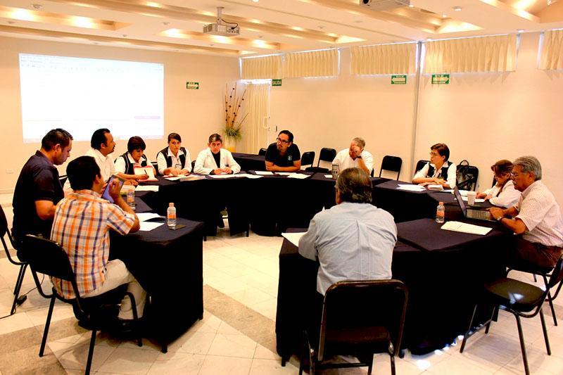Realizó SSA de BCS taller de capacidad de respuesta epidemiológica en La Paz