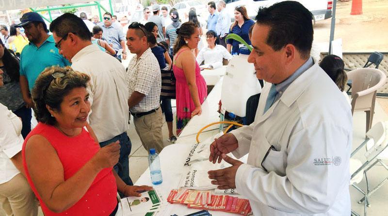 SSA de BCS lleva Medicina Preventiva a colonias de Los Cabos
