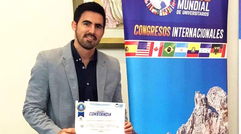 Participa Gobierno Municipal con ponencia en Foro Mundial de Universitarios