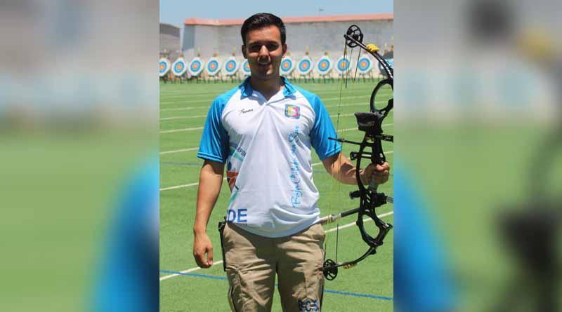 Antonio Hidalgo consigue pase al Mundial de Tiro con Arco en Argentina