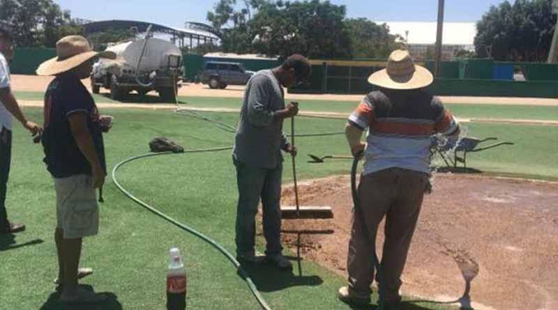 Comondú Sede del Campeonato Estatal de Beisbol, Categoría u40 1era. Fuerza