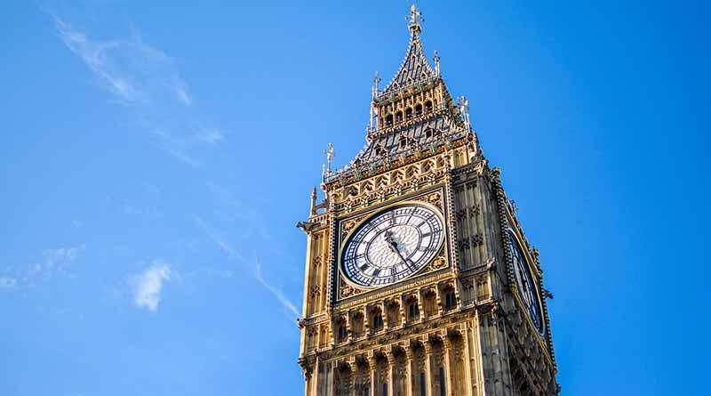 El Big Ben deja de sonar sus famosas campanadas hasta 2021