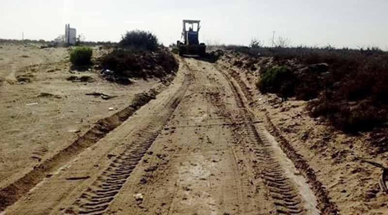 Ayuntamiento Rehabilita Camino a Tequesquite y Comunidades Cercanas a San José de la Noria