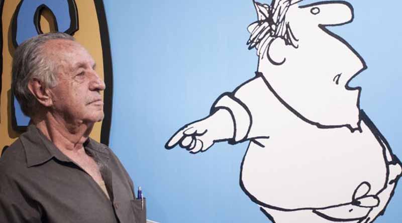Muere a los 83 años el caricaturista Eduardo del Río