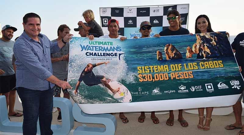 """Con granéxito concluye torneo de exhibición """"Ultimate Waterman´S Challenge"""", Los Cabos 2017"""