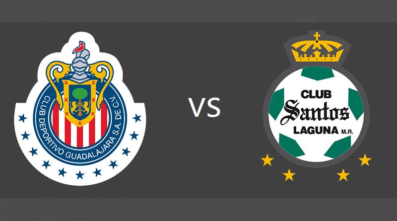 Chivas enfrentará a Santos con los jugadores habituales de Copa MX