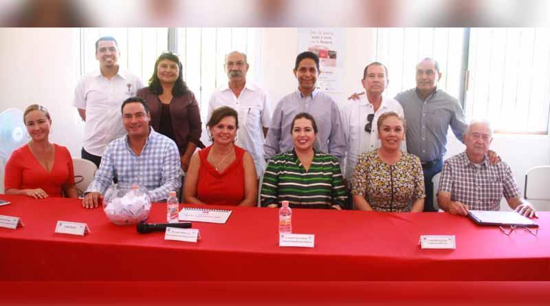 Atestigua Vianey Núñez toma de protesta del Patronato del CIJ Los Cabos