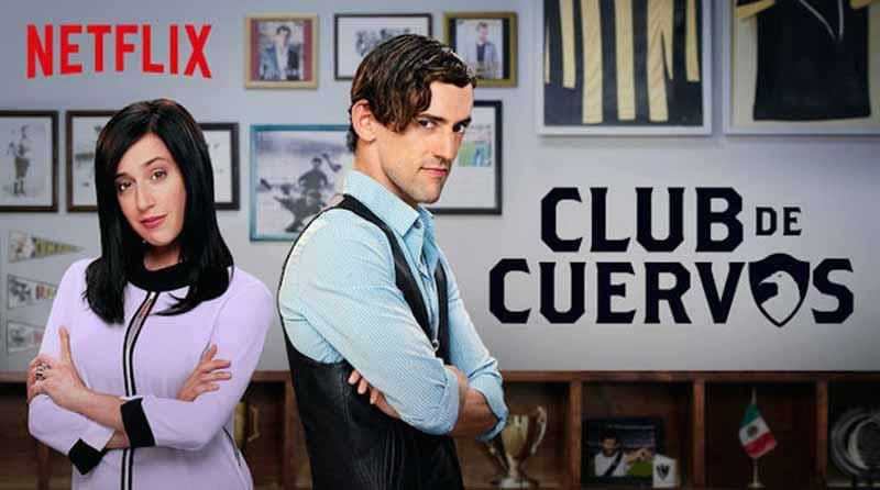 """Dan a conocer primeras imágenes de la tercera temporada de """"Club de Cuervos"""""""