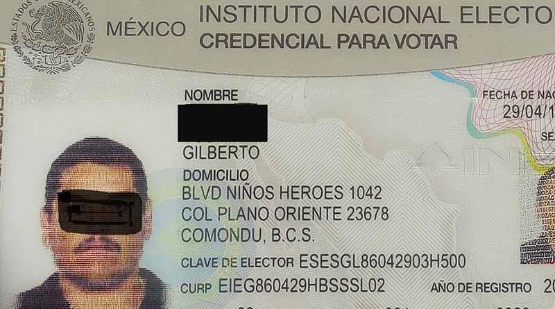 Detienen a Gilberto E. Alías El Chupón, Jefe de Banda de Delincuentes en Comondú