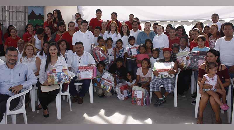 Firman SEDIF y CONAFE convenio de colaboración en pro de la niñez del estado