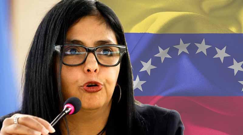 Delcy Rodríguez encabezará la Constituyente que pone fin a la democracia en Venezuela