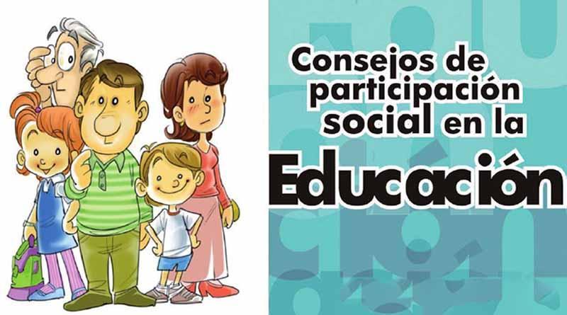 Mañana entra en vigor nuevo acuerdo sobre Consejos de Participación Social en la Educación