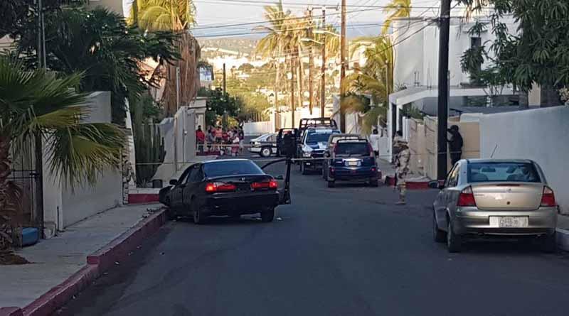 Atacan a tiros a un carro en la colonia El Chamizal y matan a un hombre