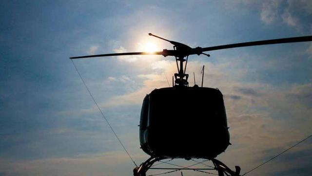 Trasladan en helicóptero a sacerdote José Machorro a hospital de la Ciudad de México