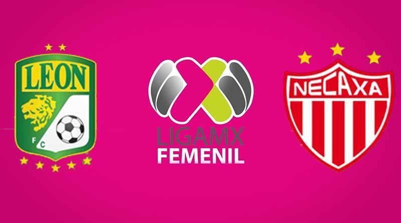 León y Necaxa van por primera victoria en Liga MX Femenil