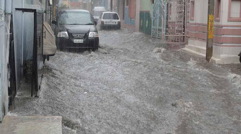 Lluvias, tormentas y vientos predominarán en la mayor parte del país