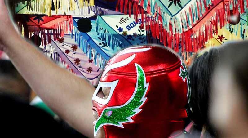 Destaca lucha libre mexicana en fiestas de La Paloma en Madrid