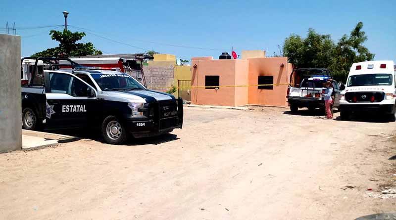 Paciente mental muere al quemarse su casa en La Paz