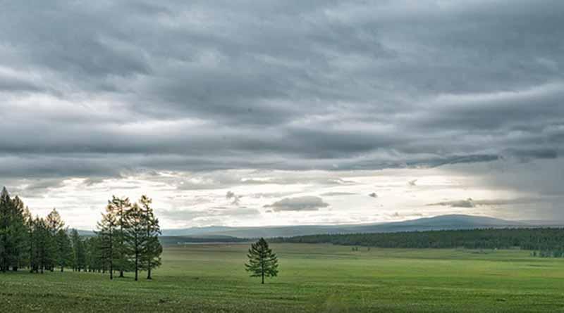Amplia zona de nublados cubrirá gran parte del país