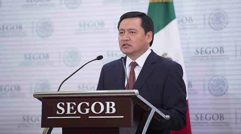 Osorio Chong pide a ciudadanos compartir su orgullo de ser mexicanos