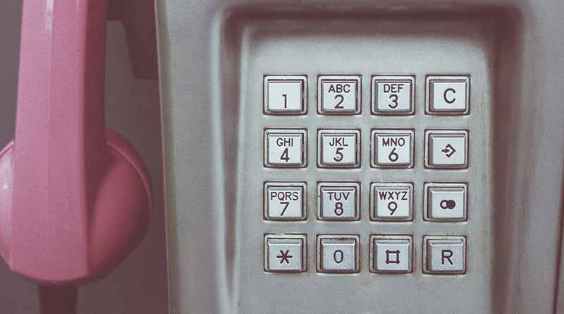 Prevención puede evitar las extorsiones telefónicas en vacaciones