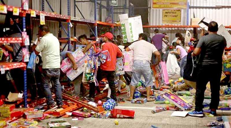 """Blindarán centros comerciales en Los Cabos, """"no permitiremos rapiña"""": Álvaro de la Peña"""