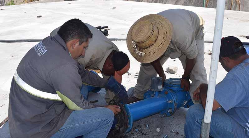 SAPA La Paz consolidará 6 nuevos pozos de agua  para el municipio