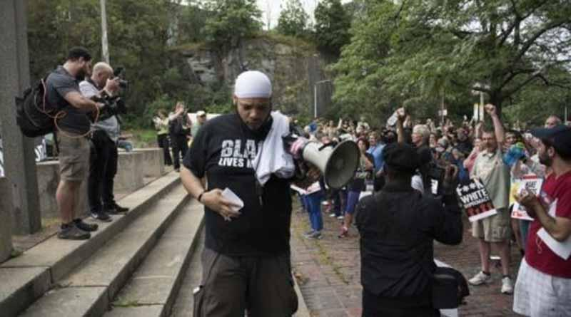 Se congregan miles en Boston tras incidentes de Charlottesville