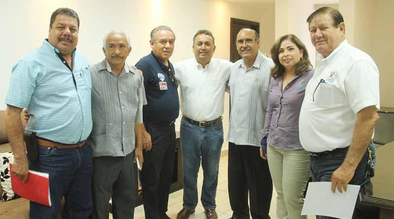 Apoya Alcalde Francisco Pelayo Para Contar Con Telesecundaria